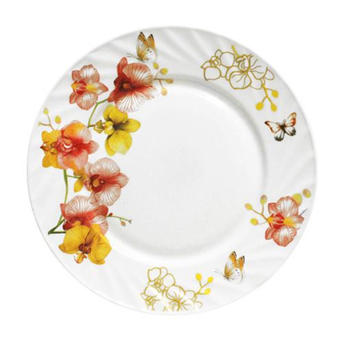 """Тарелка обеденная S&Т  Орхидея 8"""" 30057-02-006"""