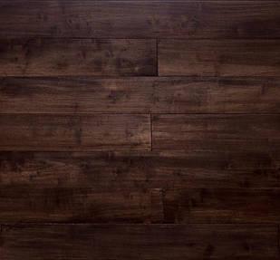 Паркетна дошка Brandwood Гевея Brown Classic 14х127х1000 мм Коричнева (BROWN CL)