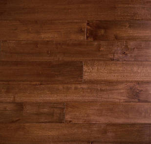 Паркетна дошка Brandwood Гевея Red Classic 14х127х1000 мм Коричнева (RED CL)
