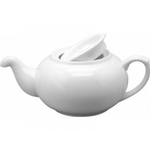 Чайник керамический Белый 750мл ТР720СС VT6-12025