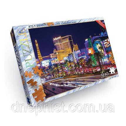 Пазл 500 элементов / Лас Вегас, фото 2
