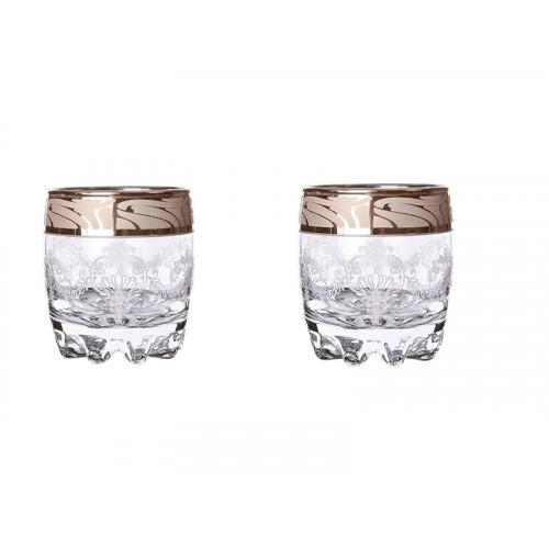 Набор стаканов Сильвана Pasabahce Версаче для виски 6шт 305мл GE08-415