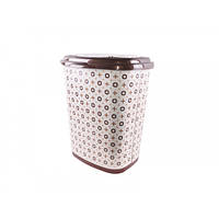 Корзина для белья Elif Louis Vuitton 53л 339