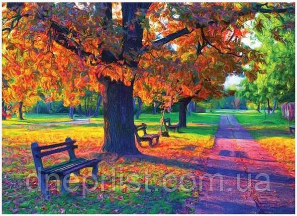 Пазл 500 элементов / Осенняя аллея, фото 2