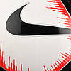 Мяч футбольный спортивный Nike Pitch SC3316-100 Size 5 полиуретановый для улицы и спортзала, фото 3