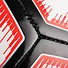 Мяч футбольный спортивный Nike Pitch SC3316-100 Size 5 полиуретановый для улицы и спортзала, фото 4