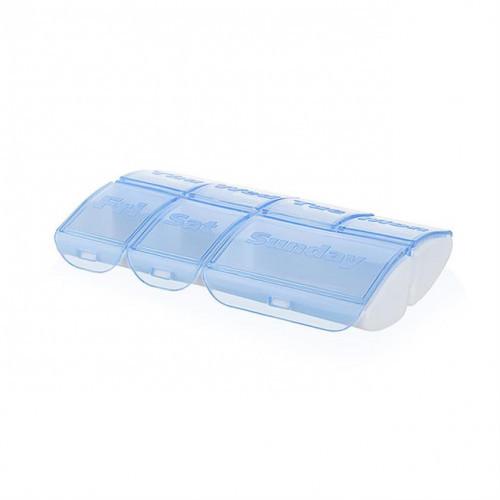 Контейнер для таблеток Titiz 7 ячеек АР-9229