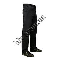 Теплые мужские брюки байка пр-во Турция KD759 Dark blue, фото 1