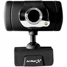 Веб-камера Hi-Rali HI-CA009, вебкамера і мікрофон для Zoom, Viber, Skype, фото 2