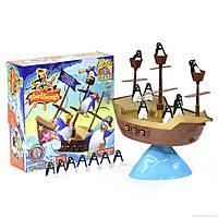 Настольная игра Fun Game Держи баланс Пингвинопад 7228