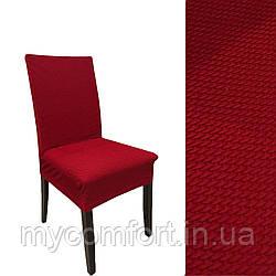 Чехол для стула. Italy. Красный (Турция)