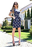 Летнее женское платье,размеры:44,46,48,50,52,54., фото 2