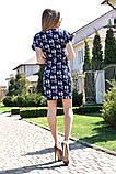 Летнее женское платье,размеры:44,46,48,50,52,54., фото 3