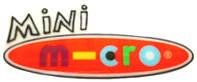 Стикер (логотип) для самоката Micro Mini