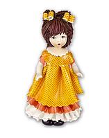 Статуэтка Zampiva Девочка в желтом платье