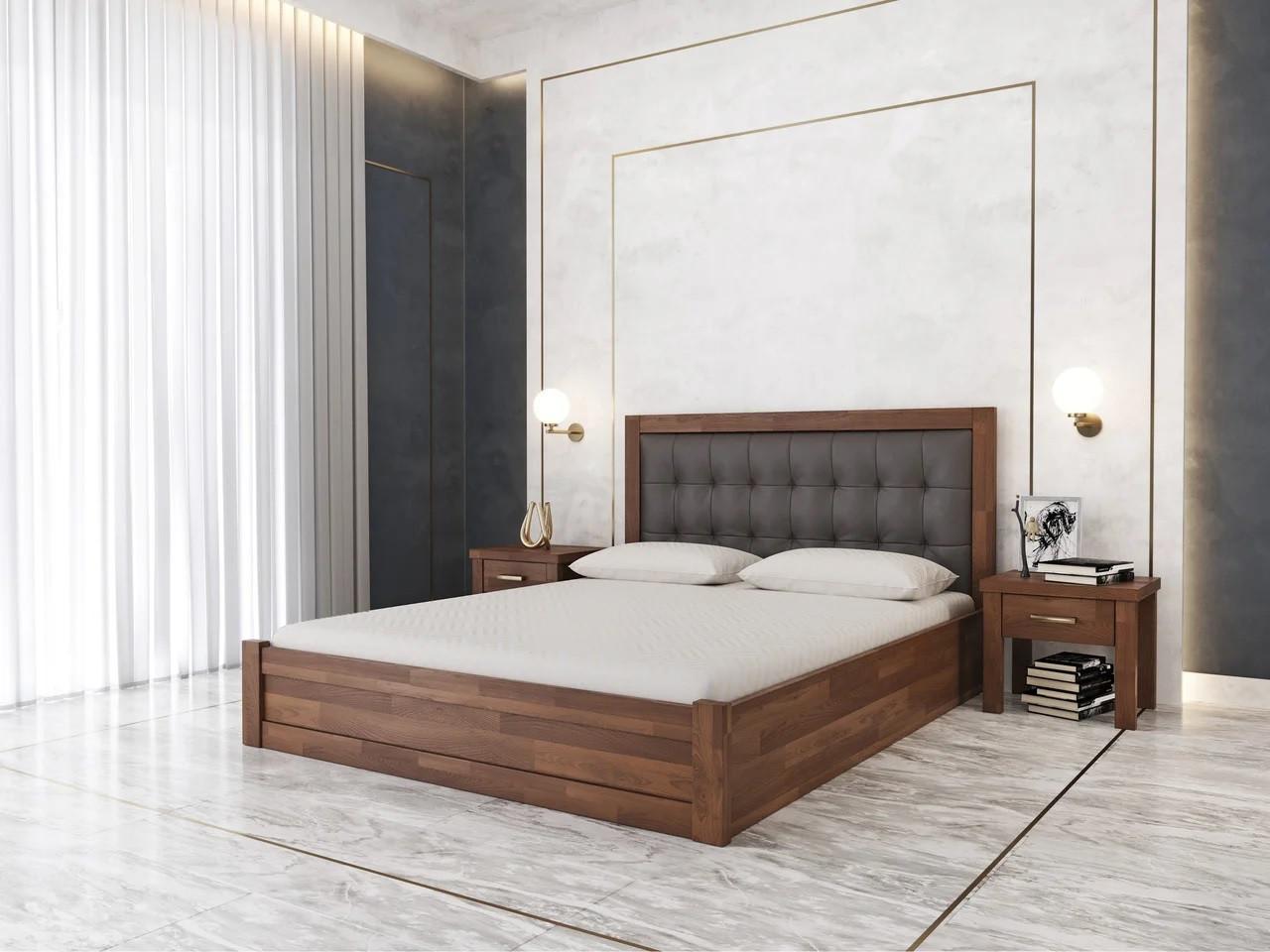 Ліжко Мадрід 160/200 Меблі Лев