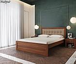 Ліжко Мадрід 160/200 Меблі Лев, фото 2