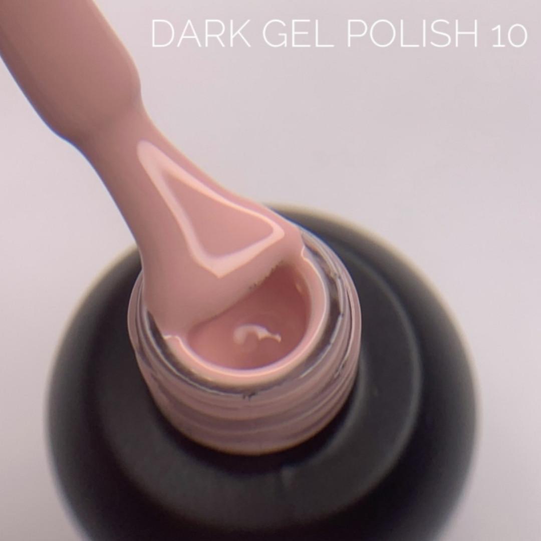 Gel Polish от DARK # 10, 12 мл