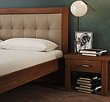 Ліжко Мадрід 160/200 Меблі Лев, фото 3