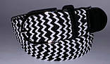 Плетений жіночий пояс, коричневий, 75/90 грн (ціна за 1шт.+15 грн), фото 2