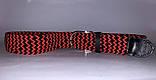 Плетений жіночий пояс, коричневий, 75/90 грн (ціна за 1шт.+15 грн), фото 3