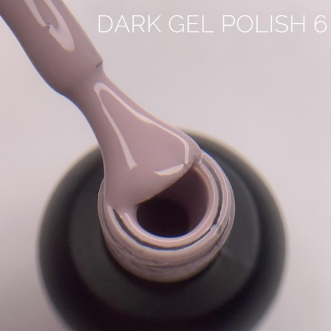 Gel Polish від DARK # 6, 12 мл