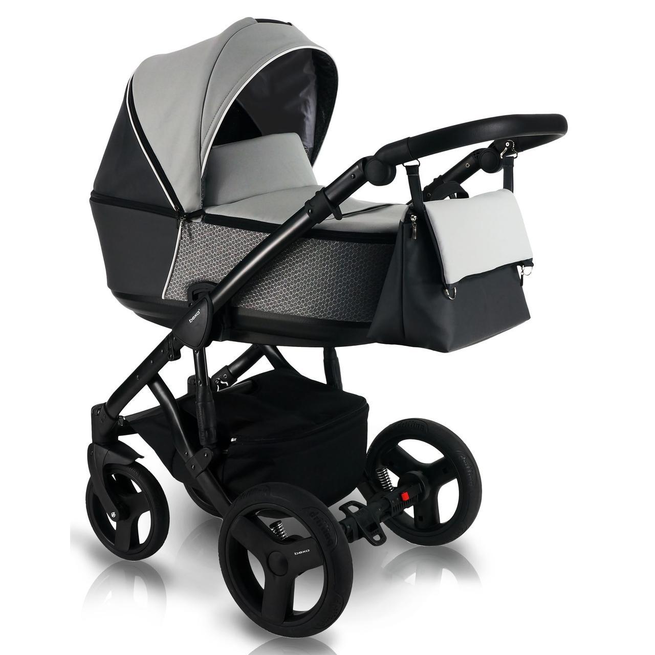 Универсальная детская коляска 2 в 1 BEXA FRESH LIGHT EKO