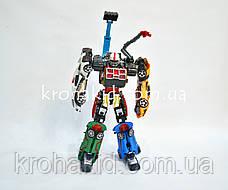 Большой трансформер TOBOT Magma 6 Athlon / Робот - трансформер Магма 6 / TOBOT MAGMA 6 INTEGRATION 523, фото 2