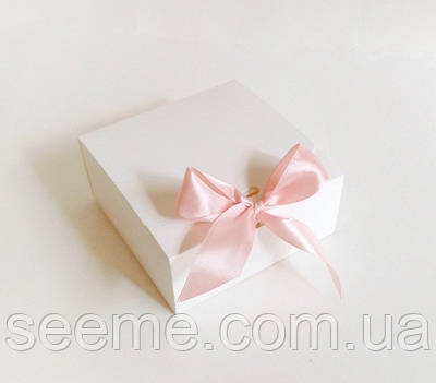 Коробка подарочная, 115х115х50 мм
