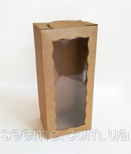 Коробка для упаковки кукол ручной работы 250x110x90 мм