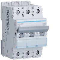 Автоматичні вимикачі Hager тип D 10кА