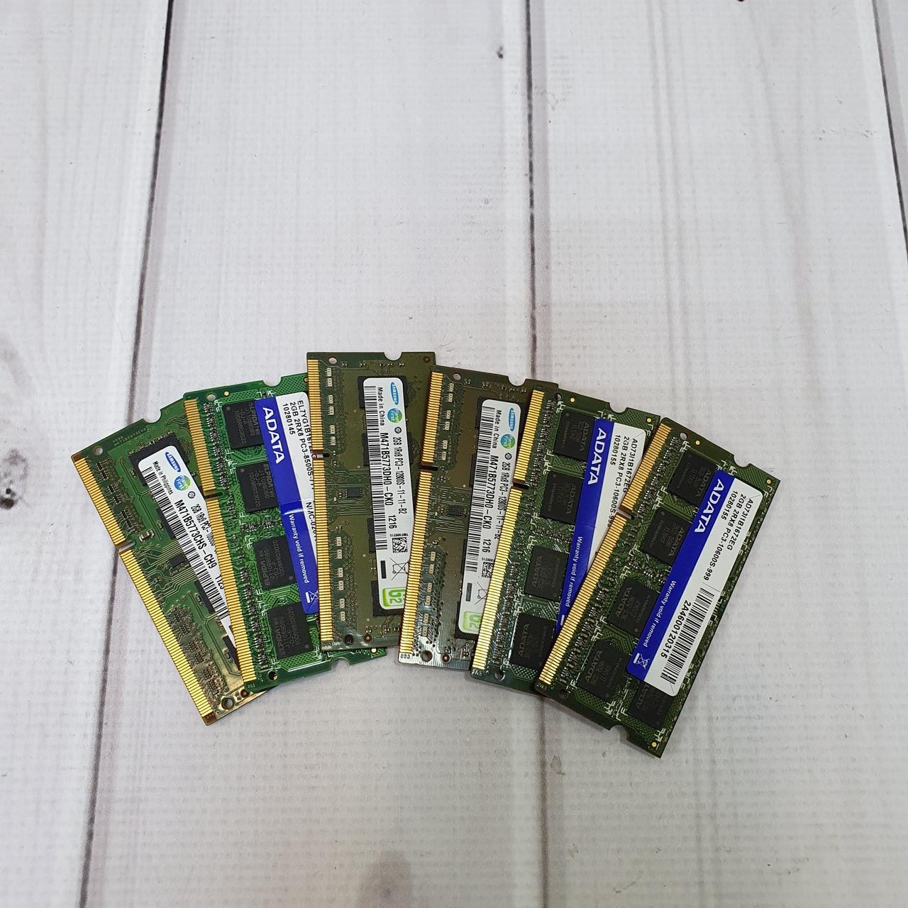 Оперативна пам'ять для ноутбуків SODIMM DDr4 8 Gb
