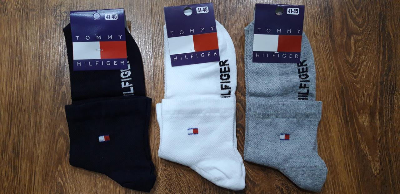 """Чоловічі шкарпетки(сітка) в стилі """"Tommy W"""" Туреччина 41-45,середні"""