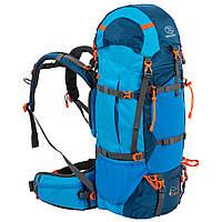 Рюкзак туристический Highlander Ben Nevis 65 Blue, фото 1