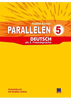 Parallelen 5. Arbeitsbuch - Рабочая тетрадь для 5-го класса (1-й год обучения, 2-й иностранный)