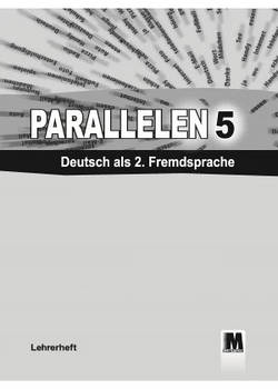 Parallelen 5. Lehrerheft - Книга учителя