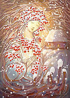 "Набор для вышивки бисером ""СБ-0738 Сон калини (за картиною Олега Шупляка)"""