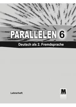 Parallelen 6. Lehrerheft - Книга учителя