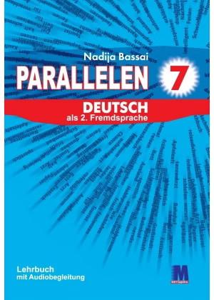 Parallelen 7. Lehrbuch - Учебник для 7-го класса (3-й год обучения, 2-й иностранный)