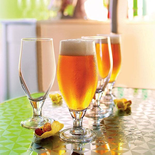 """Стеклянный бокал для пива Arcoroc """"Cervoise"""" 620 мл (24941)"""