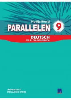 Parallelen 9. Arbeitsbuch - Рабочая тетрадь для 9-го класса (5-й год обучения, 2-й иностранный)