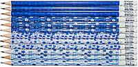 """Набор карандашей чернографитных """"Blue Angel Notes"""" HB 60 шт, Malevaro"""