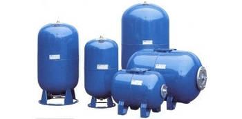 Гидроаккумуляторы водоснабжения AFV-150 CE ELBI