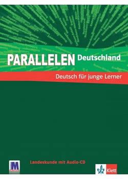 Parallelen Deutschland. Landeskunde mit + (1 аудио CD-MP3)