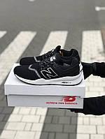 Мужские кроссовки в стиле New Balance 247 Gore-Tex черные, фото 1
