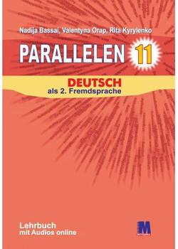 Parallelen 11. Немецкий язык (7-й год обучения, уровень стандарта) Учебник для 11 класса