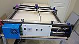 Лазерный станок СО2 мощностью 40 Вт с рабочим полем 650мм х 650мм. Легкое б/у, фото 3