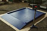 Пандус для платформних ваг Дозавтомати 1400х400, фото 2