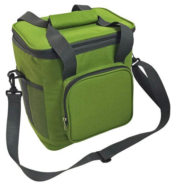 Термосумка 11 л, Time Eco TE-311S (термосумка, изотермическая сумка для напитков и продуктов)
