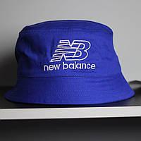 Мужская панама New Balance (Нью Беланс) весна/лето, синяя